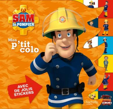 Sam le pompier - Mon p'tit colo