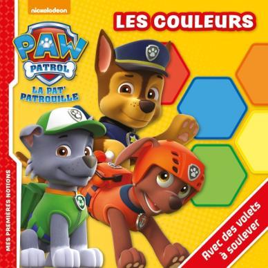 Pat'Patrouille/ TC Les couleurs
