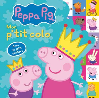 Peppa Pig - Mon p'tit colo NED
