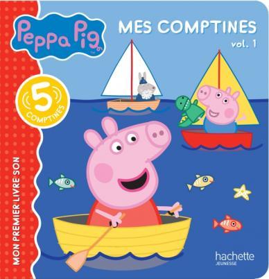 Peppa Pig - Comptines Vol 1