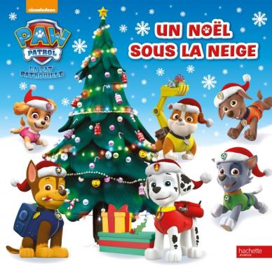 Paw Patrol-La Pat'Patrouille - Un Noël sous la neige