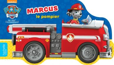 Paw Patrol-La Pat'Patrouille - Marcus le pompier