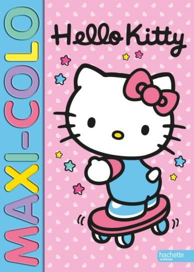 HELLO KITTY-Maxi-Colo