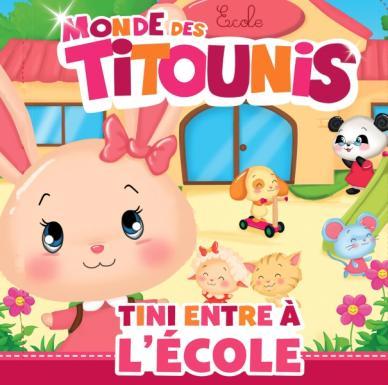 Titounis-Tini entre à l'école