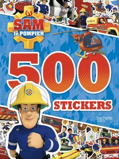 Sam le pompier - 500 stickers