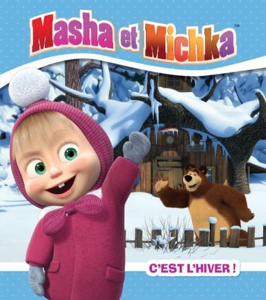 masha et michka c 39 est l 39 hiver hachette jeunesse. Black Bedroom Furniture Sets. Home Design Ideas