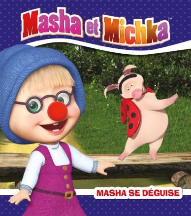 Masha et Michka - Masha se déguise