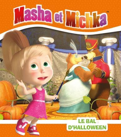 Masha et Michka - Le bal d'Halloween