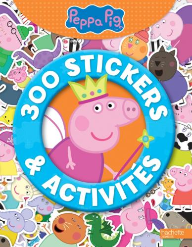 Peppa Pig - 300 stickers