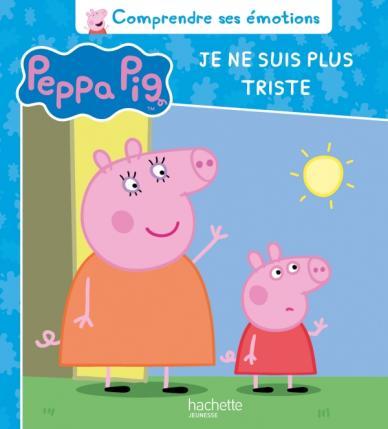 Peppa Pig - Comprendre ses émotions - Je ne suis plus triste