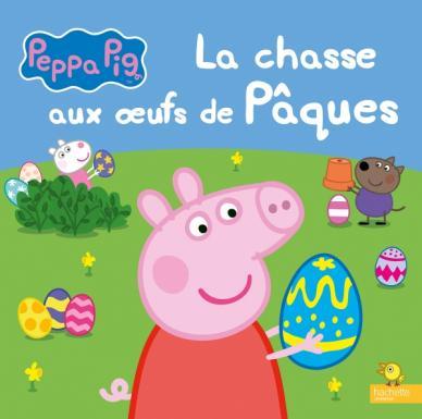 Peppa Pig - La chasse aux oeufs de Pâques