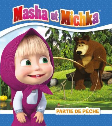 Masha et Michka - Partie de pêche