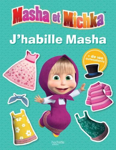 Masha et Michka - J'habille Masha