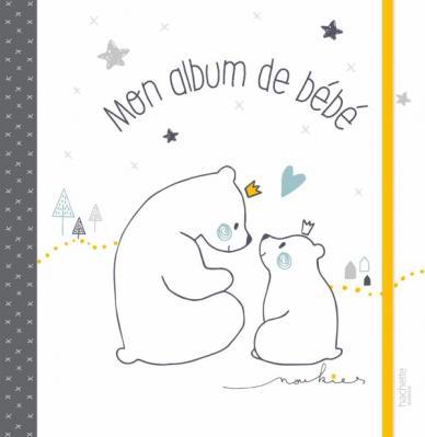 Noukies - Album de bébé NED