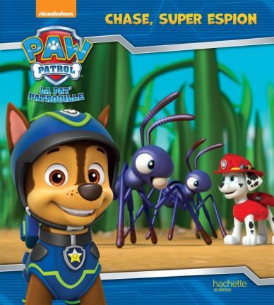 Paw Patrol-La Pat'Patrouille - Chase, super espion