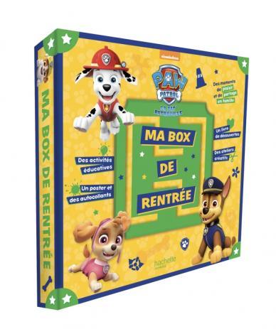 Paw Patrol-La Pat'Patrouille - Ma Box de rentrée