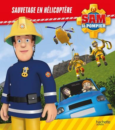 Sam le Pompier - Sauvetage en hélicoptère