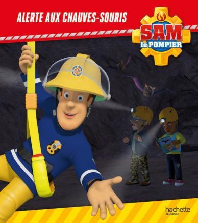 Sam le Pompier - Alerte aux chauves-souris