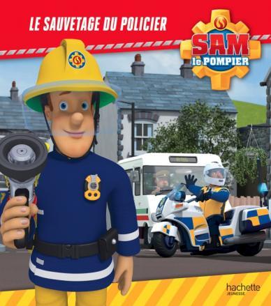 Sam le Pompier - Le sauvetage du policier