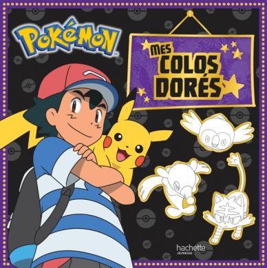 Pokemon - Mes colos dorés