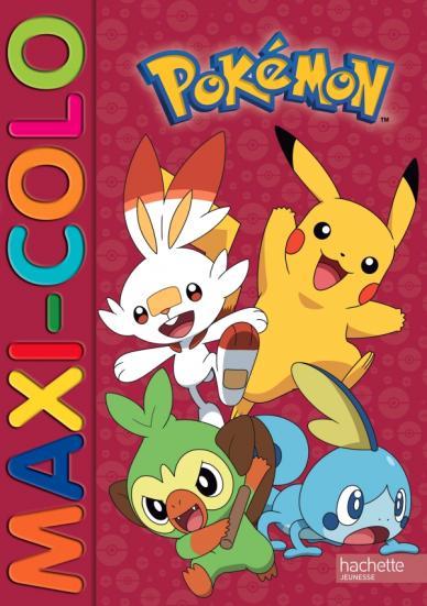 Pokémon - Maxi colo