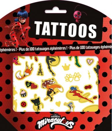 Miraculous - Tattoos