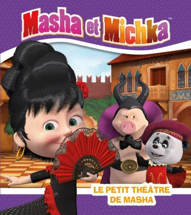 Masha et Michka - Le petit théâtre de Masha