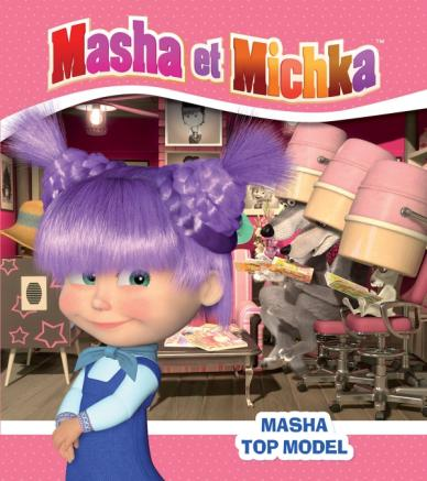 Masha et Michka - Masha, Top Model
