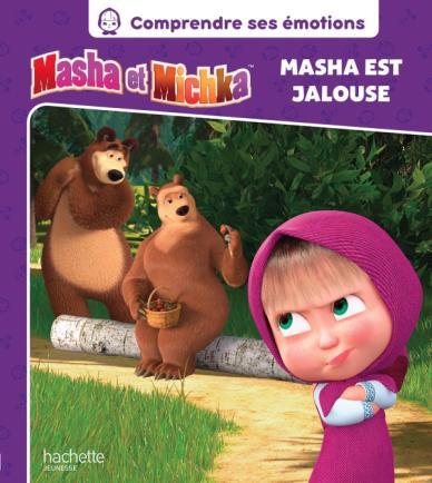 Masha et Michka - Masha est jalouse