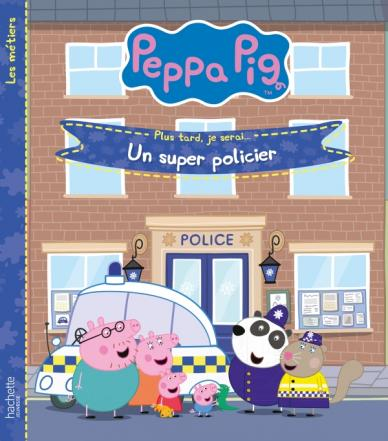 Peppa Pig- Un super policier