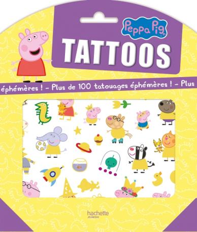 Peppa Pig-Tattoos