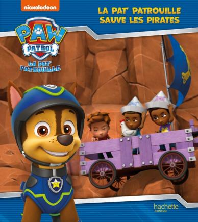 Pat' Patrouille - La Pat' Patrouille sauve les pirates