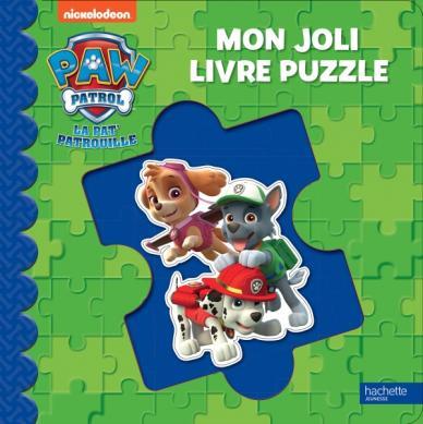 Pat' Patrouille- Mon joli livre puzzle