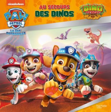 Pat' Patrouille - Dino Rescue - Au secours des dinos
