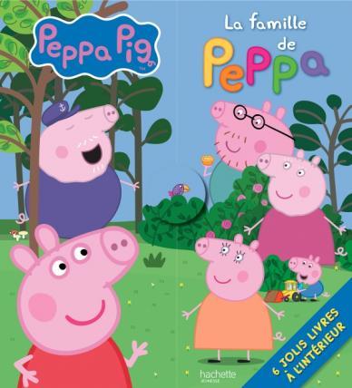 Peppa Pig-La famille de Peppa (NED)