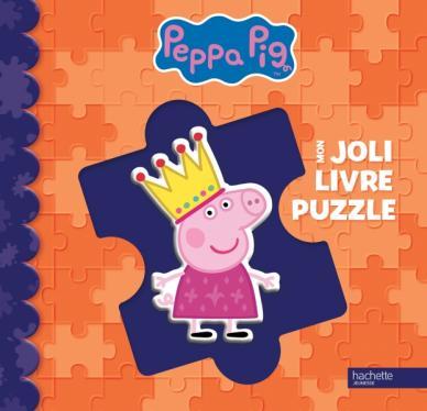 Peppa Pig- Mon joli livre Puzzle