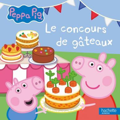 Peppa Pig - Le concours de gâteaux