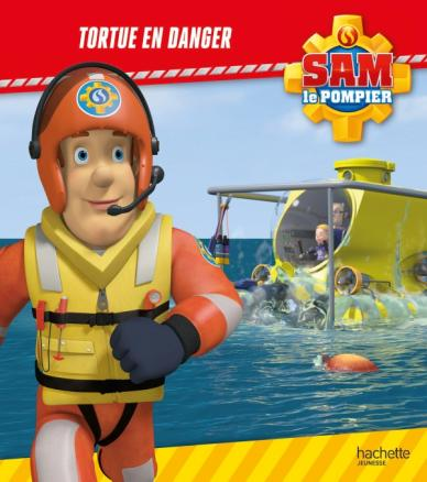 Sam le Pompier - Tortue en danger
