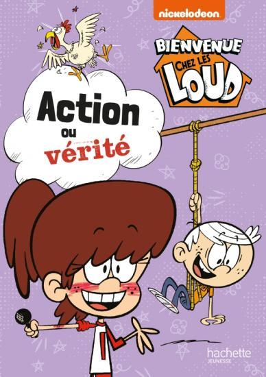 Bienvenue chez les Loud - Action ou vérité