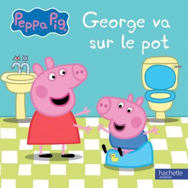 Peppa Pig - George va sur le pot