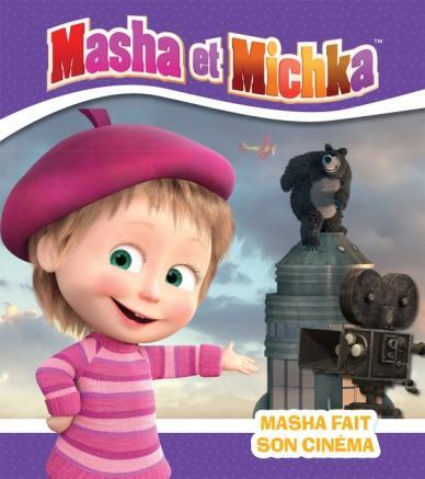 Masha et Michka - Masha fait son cinéma