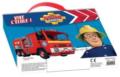 Sam le Pompier / Valisette de rentrée Vive l'école