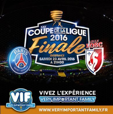 Visuel finale Coupe de la Ligue 2016