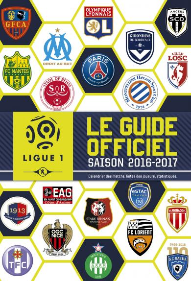 Visuel Guide Officiel - Ligue de Football