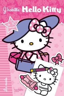 J'habille Hello Kitty - La mode