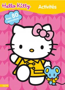 Activités irisées Hello Kitty