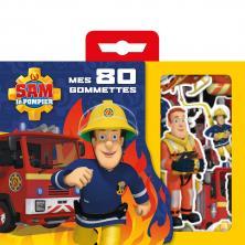 Sam le pompier - Mes 80 gommettes