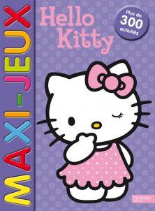 HELLO KITTY - MAXI JEUX