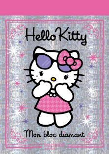 Mon Bloc Diamant Hello Kitty