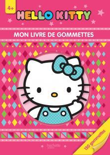 Hello Kitty / Mon livre de gommettes - 4+